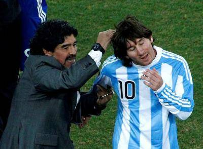 Sir Alex Ferguson's thoughts on the eternal Diego Maradona vs Lionel Messi debate