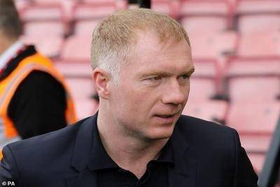 Man United hero Paul Scholes turns 46 with accolades from football legends streaming in