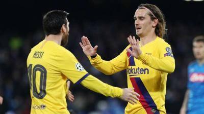 Messi tidak perlu dipertikaikan, menyebabkan Barcelona menang atas Athletic