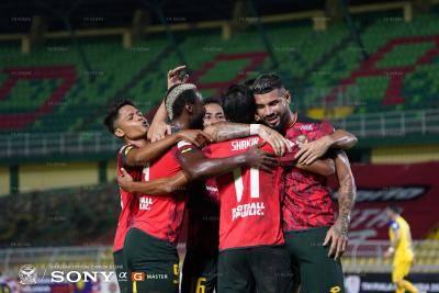 Piala Malaysia: Kedah raih kemenangan dramatik