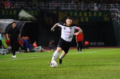 Selepas tiga musim, Lee Tuck tinggalkan Terengganu