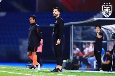 Piala Malaysia: Mora terkilan JDT hanya jaringkan satu gol