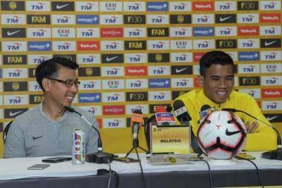 Safawi masih tidak bermain? Tan Cheng Hoe tidak bimbang
