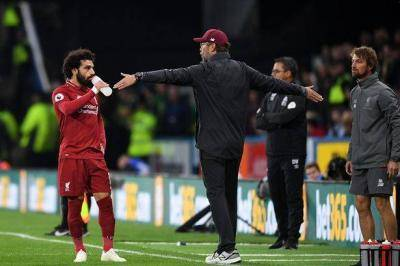 'The only reason to leave Liverpool at the moment is the weather' – Jurgen Klopp on Mohamed Salah's Barcelona and Real Madrid links