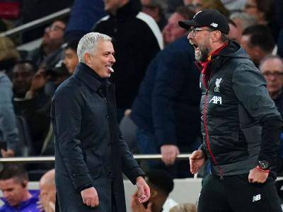 Jurgen Klopp credits Jose Mourinho for turning Spurs into a 'results machine' ahead of Liverpool vs Tottenham encounter