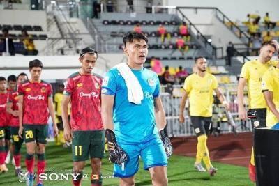 Azri Ghani akui sertai Perak kerana minit permainan