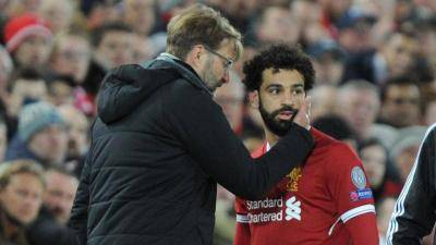 Jurgen Klopp, diplomatic as always, gives reassurance about star player Salah's future