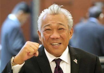 Bung Moktar dilantik pemangku presiden Sabah FA