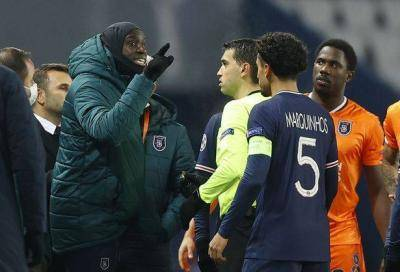 UCL: Istanbul Basaksehir, PSG refused to play after racist remarks by refs