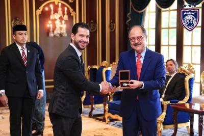 Benjamin Mora terima Anugerah Kehormat Mexico