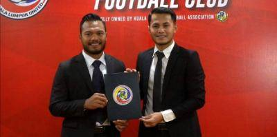 Safee Sali, Hadin Azman sertai Kuala Lumpur United
