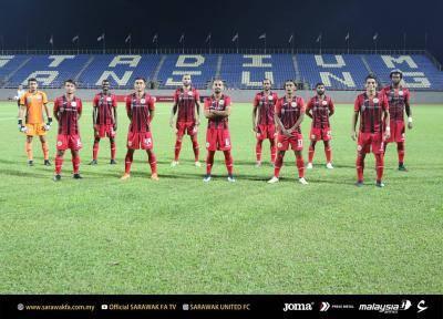 Sarawak United umum senarai pemain musim 2021