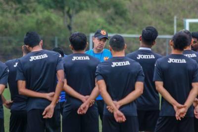 Selangor: 15 pemain kekal, 5 pemain Selangor 2 dibawa masuk