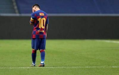Enam pemain Barcelona dilaporkan menyenarai hitam Lionel Messi
