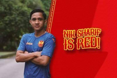 Nik Sharif Haseefy: Kerana Dollah, saya dapat sertai Selangor