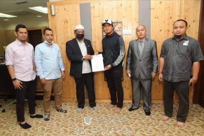 Syahrul Azwari sertai Kelantan United