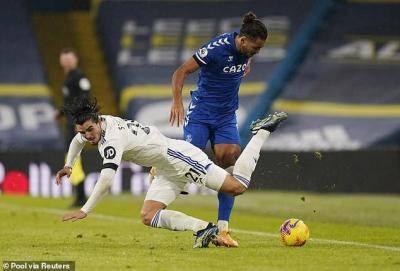 Carlo Ancelotti terkesan dengan permainan pertahanan Dominic Calvert-Lewin dalam kemenangan Everton menentang Leeds