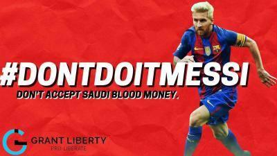 Bintang Barcelona, Lionel Messi di suruh 'membela hak asasi manusia' dengan menolak tawaran Arab Saudi yang menguntungkan