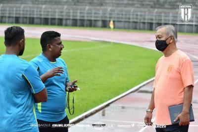 Kuching City, Sarawak United pindah ke Lembah Klang buat sementara waktu