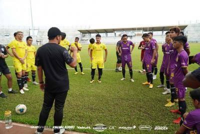 Sarawak United berpusat di Melaka, Kuching City di Sabah buat sementara waktu