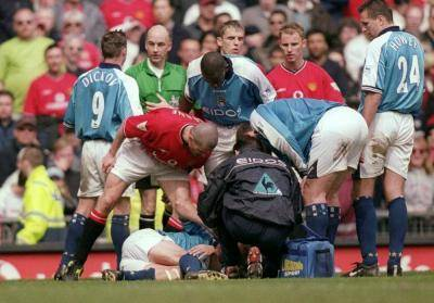 """""""Saya terkejut Roy Keane masih terlibat dalam bola sepak. Itu tidak betul '- Bekas ketua City membantah"""