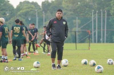 Aidil Sharin: Kedah underdog, JDT ada pemain hebat di setiap posisi