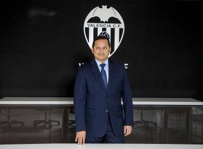 Valencia bukan untuk dijual – presiden kelab