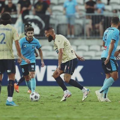 Liridon Krasniqi cipta sejarah, jadi pemain Malaysia pertama beraksi di A-League