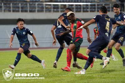 Liga Super: Kedah gagal raih kemenangan, diikat seri oleh Pulau Pinang