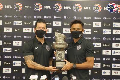 Piala Sumbangsih 2021: Mora enggan JDT dibuai kejayaan lalu, Aidil mahu Kedah beri tentangan