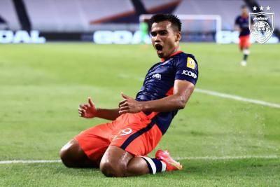 Prestasi Safawi Rasid meningkat selepas berkelana ke Portugal