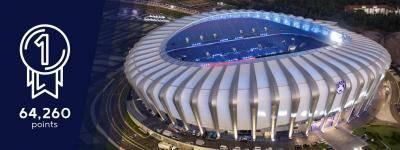 Peminat JDT bantu Stadium Sultan Ibrahim menang Stadium of the Year