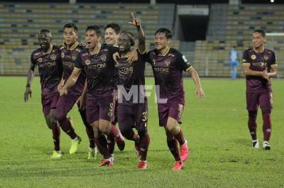 Liga Super: Perak tewas di laman sendiri, Terengganu buktikan mereka pencabar JDT