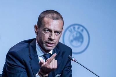 Presiden JUEFA mengeluarkan amaran kepada Barcelona dan Real Madrid mengenai larangan Liga Juara-Juara yang akan datang