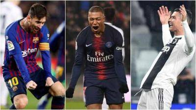 'I tell myself I'm better than Messi & Ronaldo' – Mbappe on how his ego helps him 'topple mountains'