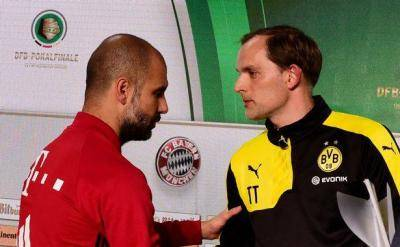 The time when Tuchel and Guardiola moved salt and pepper shakers around a table with Messi as food for dinner chat