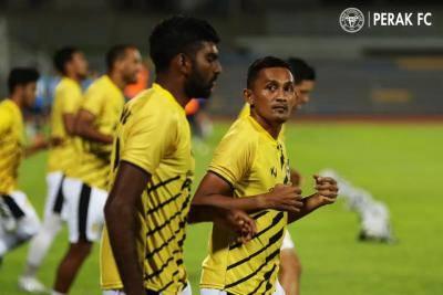 Selepas proses penswastaan kelab, Perak tetap berdepan masalah tunggakan gaji