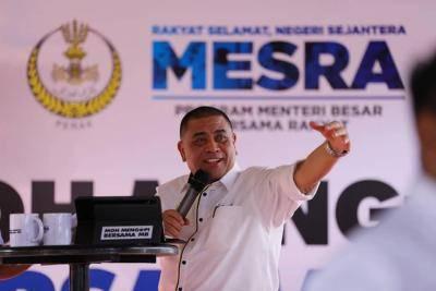 MB Perak jawab isu tunggakan gaji