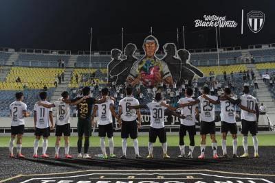 CEO Terengganu kecewa bilangan penonton di stadium terlalu rendah