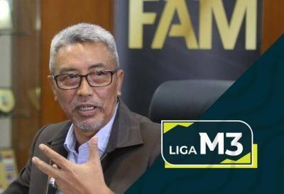 Pasukan Liga M3 tidak dibenarkan ambil khidmat jurulatih dan pemain import