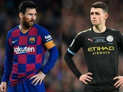 Pep Guardiola membuat tuntutan mengenai Phil Foden ketika diminta perbandingan dengan Lionel Messi