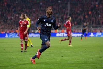 Patrice Evra menambahkan kesakitan pada Manchester City selepas kekalahan Liga Juara-Juara