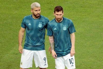 Penandatanganan Sergio Aguero bergantung pada masa depan Messi di Barcelona