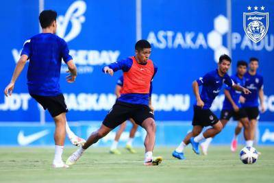 Pasukan Liga Malaysia dibenarkan berlatih dalam tempoh total lockdown