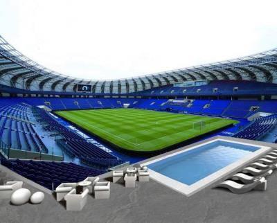 JDT bakal bina kolam renang di sebelah padang Stadium Sultan Ibrahim