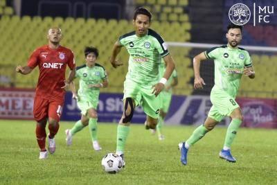 Pemilik Melaka pertimbang kedudukan Zainal Abidin, rancang ambil pemain baharu