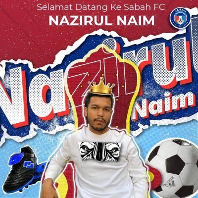 Nazirul Naim sertai Sabah