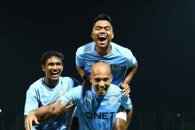 Gembira dengan prestasi PJ City, P Maniam mahu kekalkan 100 peratus pemain tempatan