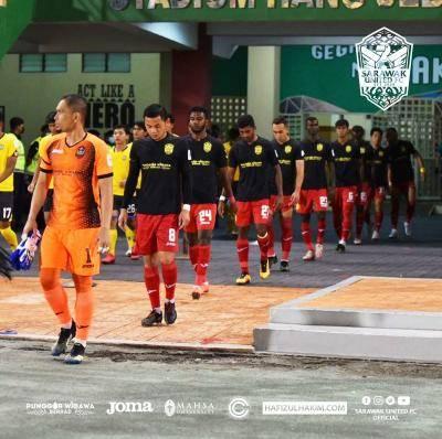 Sarawak United pendahulu Liga Premier, tapi pemainnya berdepan tunggakan gaji