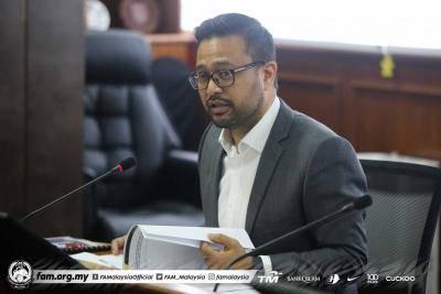 Stuart: Pergaduhan JDT dan Kedah bukan isu besar